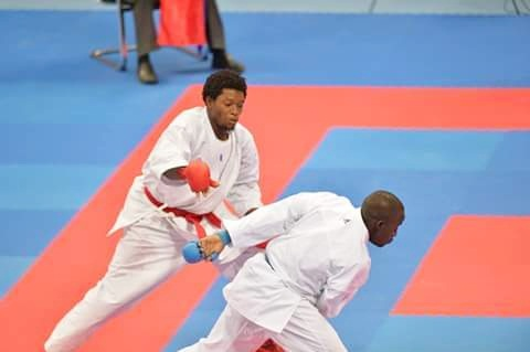 Karate: Omu eyes another All African Games appearance