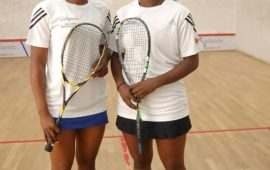 Squash: My sister is a tough opponent says Yemisi Olatunji