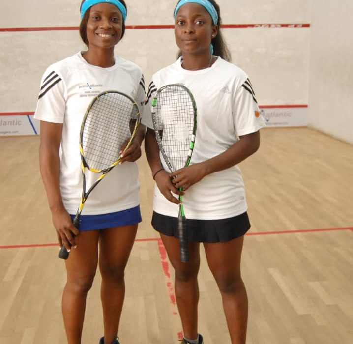Squash: My sister is a tough opponent says Yemisi Olatunji
