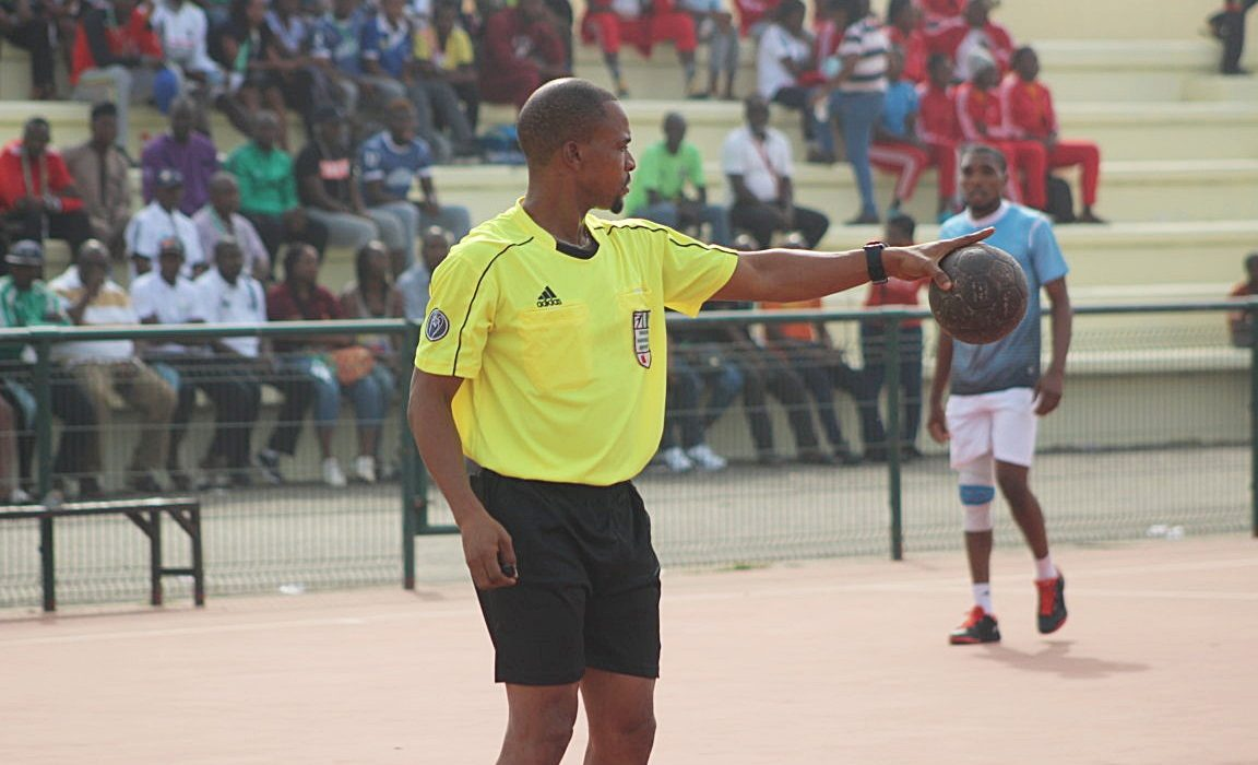 Emiabata-Lawal: From an injured player to a recognised handball referee