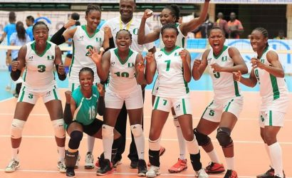 Volleyball: Nigeria, others for Africa Olympic qualifiers