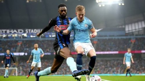 FA Cup: Ajayi nets own goal as City hit Rotherham for seven