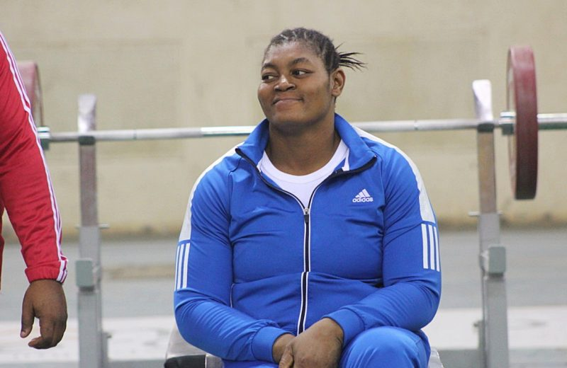 Powerlifting: Oluwafemiayo eyes another World Record in Lagos