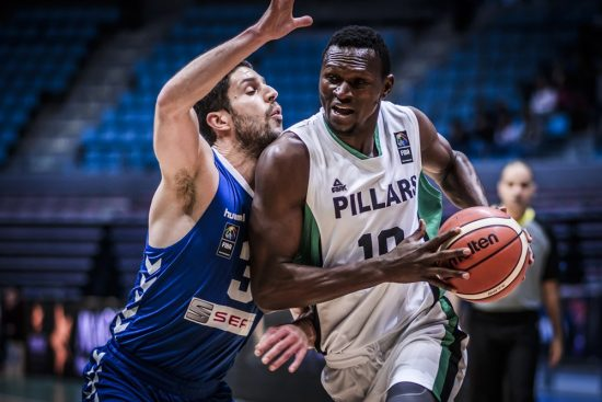 Rivers Hoopers sign Kano Pillars Abdul Yahaya