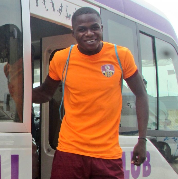 Adeniji sets 20 goal target; upbeat ahead of Sunshine visit