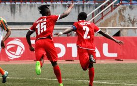 TotalCAFCC: Aguda on song as Rangers go top of Group B