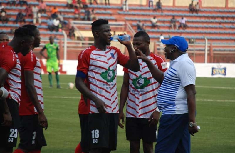 CAFCL: Lobi Stars at full strength to face Wydad in Rabat