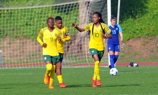 Cyprus Cup: Falcons thrashed as S/Africa hold Finland