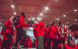 Divine Oduduru clinches sprint double titles