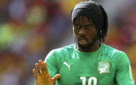 Ivory Coast coach: We'll decide on Gervinho very soon