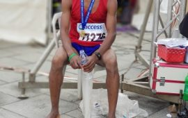 Lagos Marathon: First Nigerian, Goyet calls for support for athletes