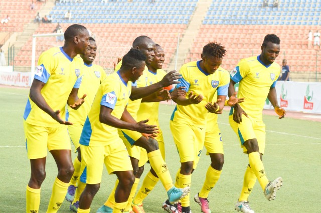 NPFL: Gombe, Akwa United go goals gaga, Sunshine win