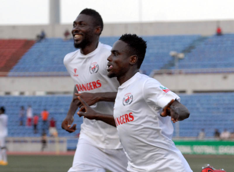 CAFCC: Rangers' Itoya wants to pay Etoile in their own coin