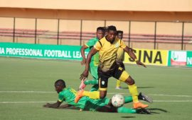 NPFL: Katsina United climb to second after Insurance victory