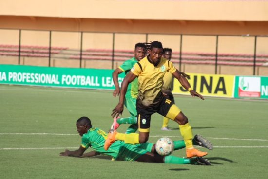 NPFL: Katsina United climb to second after Insurance victory