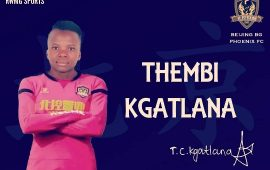 Kgatlana makes China switch, joins Beijing Phoenix