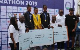 Lagos Marathon: First female, Dinke happy with Ethiopia's dominance