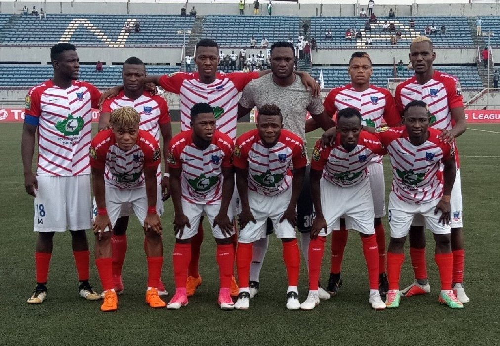 TotalCAFCL: Dogged Lobi Stars hold Wydad in Rabat