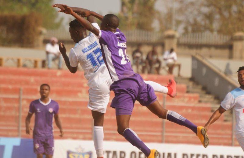 NPFL19: MFM edge South West derby; Kada, Go Round win