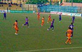 NPFL: MFM extend lead as Adeniji, Ohanu strike again