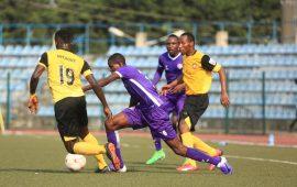 NPFL: Goals aplenty as Pillars, Akwa, Abia Warriors in crucial wins