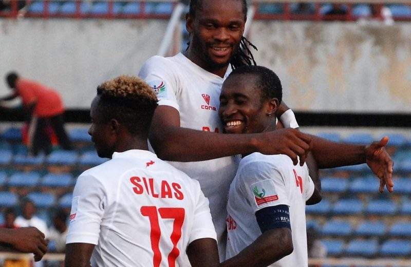 CAFCC: Rangers put unbeaten run on the line at Etoile