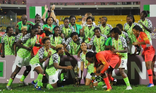 AWCON 2018 teams qualify for 2019 All African Games