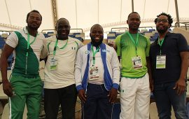 Taekwondo: Nigeria Coaches rates Int'l Open high