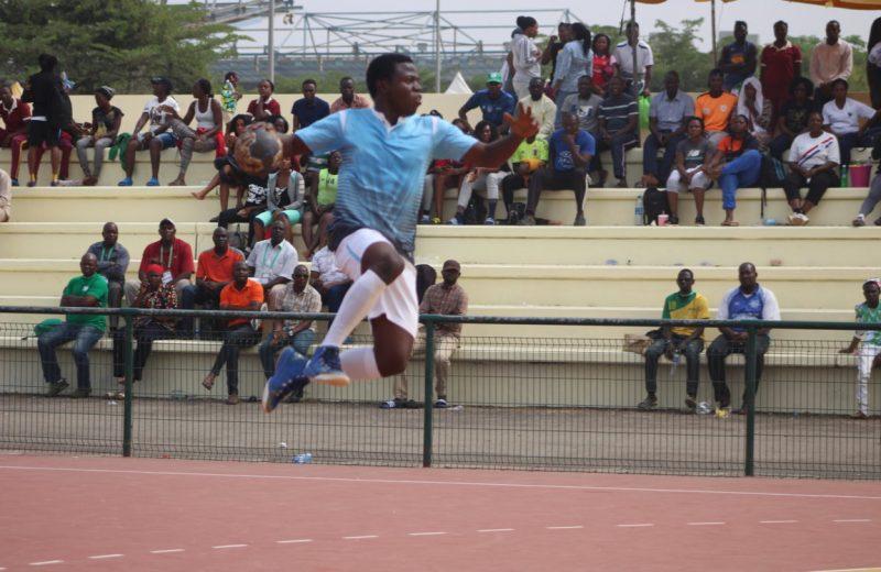 Handball: I am training hard for the World Cup – Anas