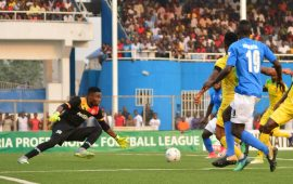 NPFL19: Onuwa delivers Enyimba Heartland held at home