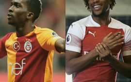 Europa League: Iwobi, Onyekuru set for round of 32