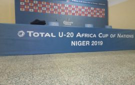 TotalAFCONU20: Stubborn South Africa hold Nigeria in Niamey