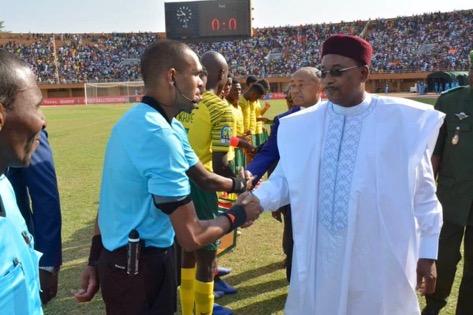 U20AFCON: Flying Eagles in flying start, spank Niger 2-0