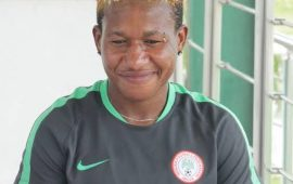 S/Falcons: Chikwelu, Uchendu on target; Oshoala benched in Barca loss