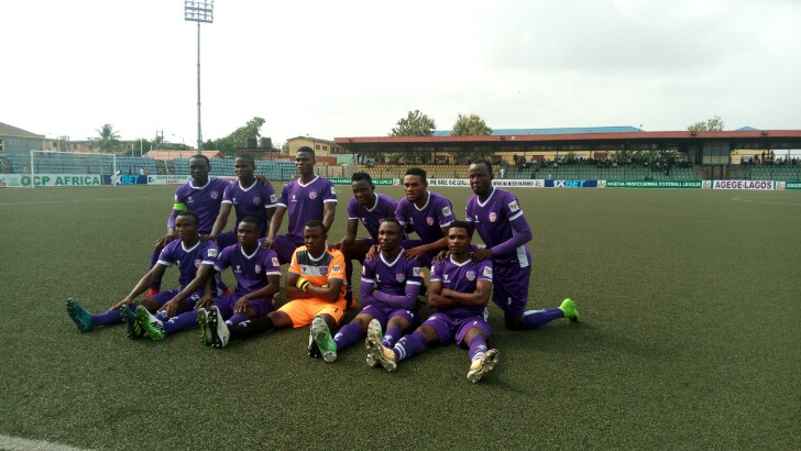 NPFL: Efficient MFM see off Insurance to maintain unbeaten run