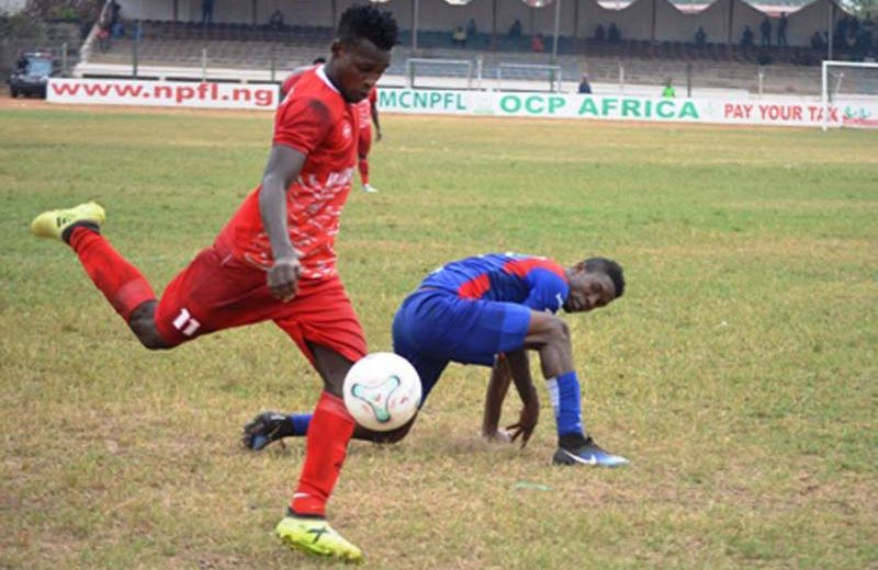 Abia's Olawoyin warns Plateau United ahead of league clash