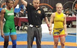 Adekuoroye clinches Bronze medal in Bulgaria Ranking Event