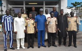 BFN lauds FRSC for employing badminton players