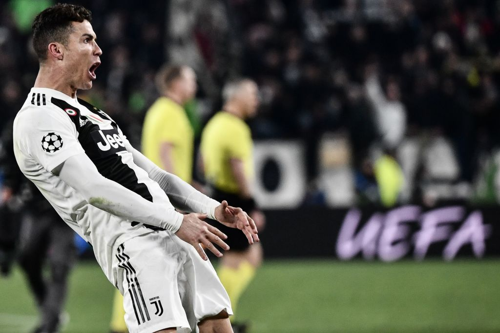 UCL: Ronaldo equals Messi's Champions League record