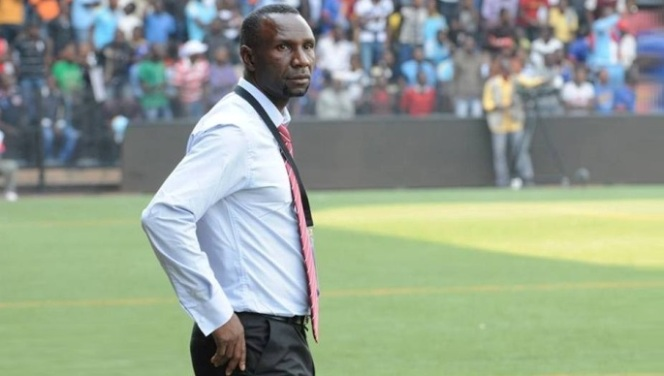 Vita Club coach Ibenge: They tried to poison us in Tanzania