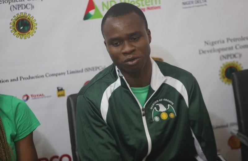 MoC para athlete, Ifeanyi Christian upbeat about 2019