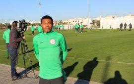 AFCON19Q: Rohr invites Ikouwem Udo to replace Kalu
