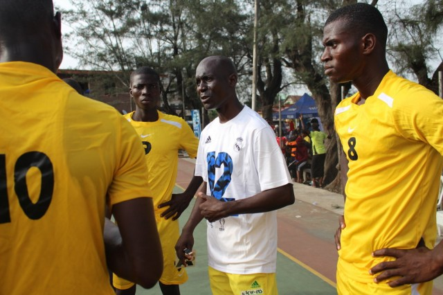 Handball: Kwara players are committed says coach Atanda
