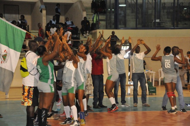 Nigeria Customs storm Egypt for Women's Club Championships