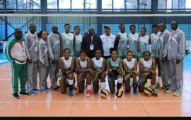 Nigeria Customs hammer USFA at Africa Club championship