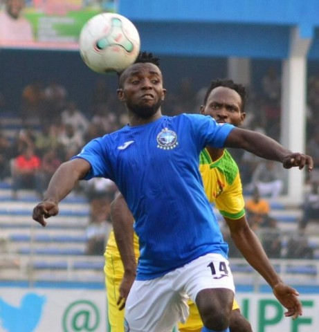 NPFL: MFM do miss me, says Enyimba's Onuwa