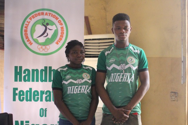 OWU unveiled new kit sponsor Handball Federation of Nigeria
