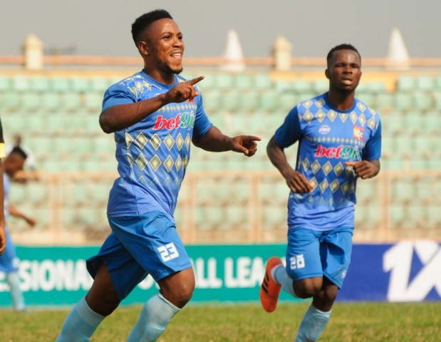 NPFL: Late penalties rescue Gombe, Remo and Lobi Stars