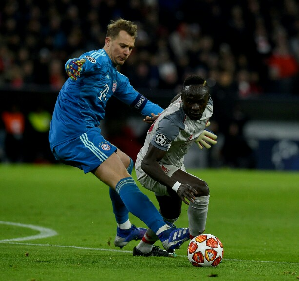 UCL: Mane, Messi inspire Liverpool, Barcelona into last eight