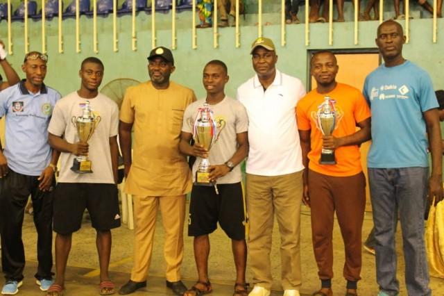 National U18 & 21 Handball Championship champions